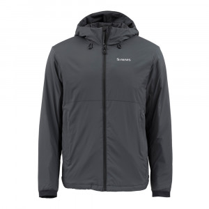 Simms MidCurrent Hooded Jacket Kapuzenjacke raven