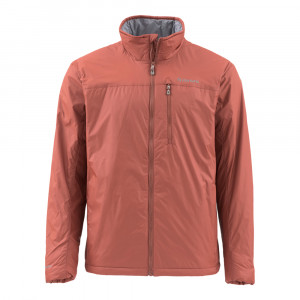 Simms Midstream Insulated Jacke rusty red