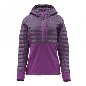Simms Womens ExStream BiComp Hoody Pullover blackberry