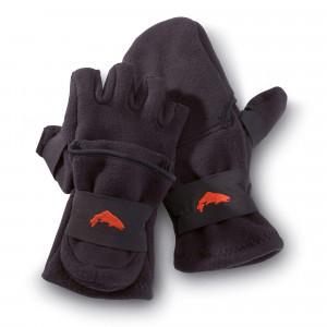 Simms Freestone Convertible Glove schwarz
