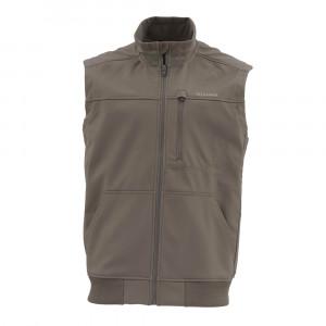 Simms Rogue Fleece Vest hickory