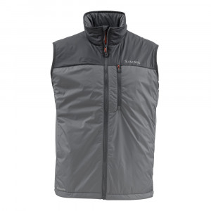 Simms Midstream Insulated Vest Weste anvil