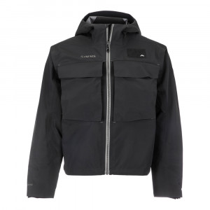 Simms Guide Classic Jacket Watjacke carbon