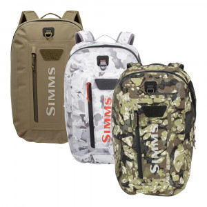 Simms Dry Creek Z Backpack Rucksack wasserdicht 35L