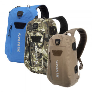 Simms Dry Creek Z Sling Pack wasserdicht 15L