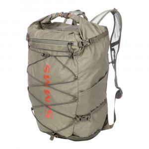 Simms Flyweight Access Pack Rucksack 20L tan