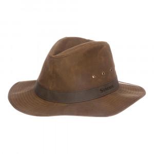Simms Classic Guide Hat Hut gewachst