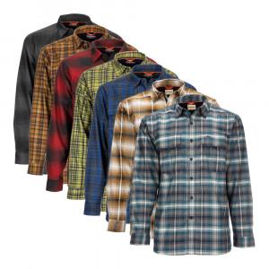 Simms Coldweather Shirt Hemd