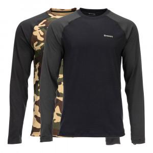 Simms Lightweight Baselayer Top Shirt