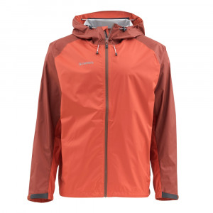 Simms Waypoints Jacke rusty red