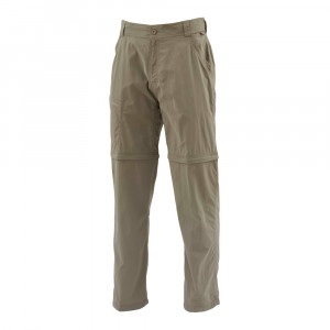 Simms Superlight Zip-Off Pant Hose tumbleweed