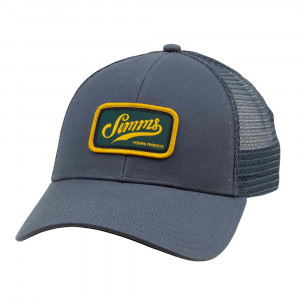 Simms Retro Trucker Cap Kappe anvil