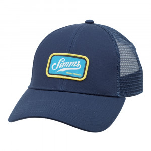 Simms Retro Trucker Cap Small Fit dark moon Kappe