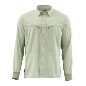 Simms Hemd Bugstopper Intruder BiComp Shirt fennel