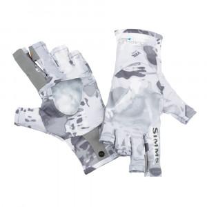 Simms SolarFlex SunGlove Handschuhe cloud camo frey