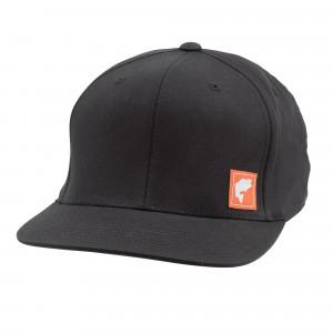 Simms FlexFit Twill Snapback Cap Black
