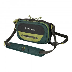 Simms Freestone Chest Pack Brusttasche shadow green