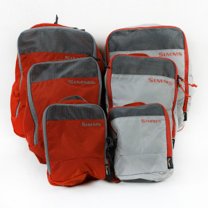 Simms GTS Packing Pouches 3er Pack Packtaschen