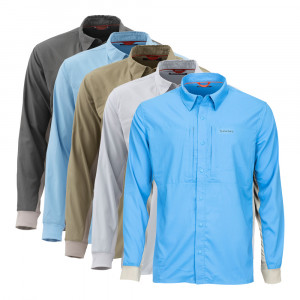 Simms Intruder BiComp Shirt Hemd