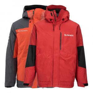 Simms Challenger Insulated Jacket Regenjacke gefuettert
