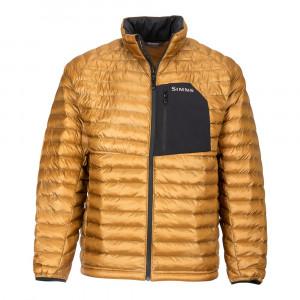 Simms ExStream Jacket Jacke dark bronze