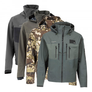 Simms G3 Guide Tactical Jacket Watjacke