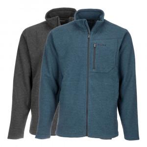 Simms Rivershed Full Zip Sweater