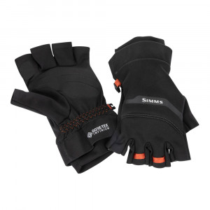 Simms Gore Infinium Half Finger Glove Handschuh