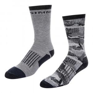Simms Merino Midweight Hiker Sock Socken