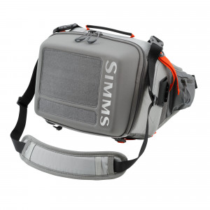 Simms Waypoints Hip Pack large Tasche gunmetal