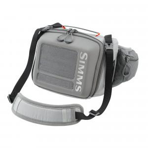 Simms Waypoints Hip Pack small Tasche gunmetal