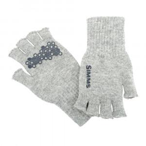 Simms Wool Half Finger Glove Handschuhe