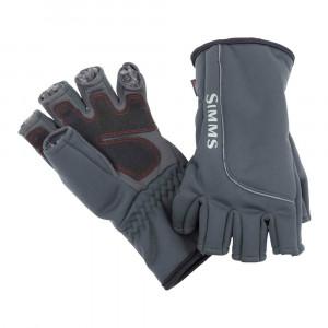 Simms Guide Windbloc Half Finger Glove Handschuhe