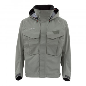 Simms Freestone Watjacke striker grey
