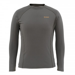 Simms Waderwick Core Crewneck Top coal