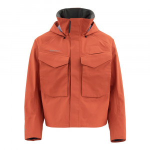 Simms Guide Watjacke simms orange