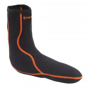 Simms Neoprene Wading Socks schwarz