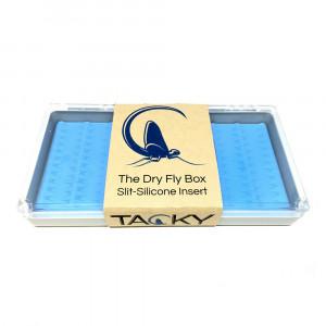 Tacky Dry Fly Box Trockenfliegen Dose