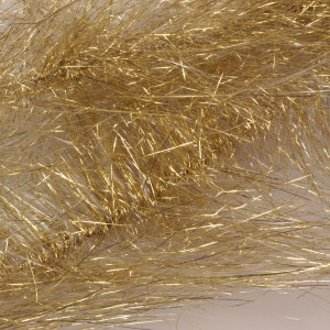 Roman Moser Streamerbrush gold Bindematerial zum Fliegenfischen bei Flyfishing Europe