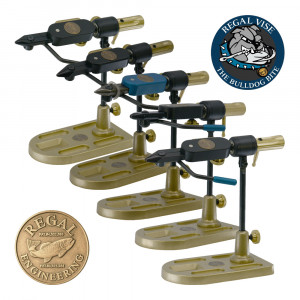 Regal Revolution Vise Bindestock Bronze Pocket Base Tischplatte