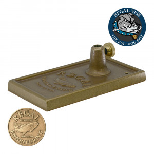 Regal Bronze Traditional Base Grundplatte Tischplatte