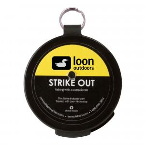 Loon Strike Out weiss Bissanzeigergarn