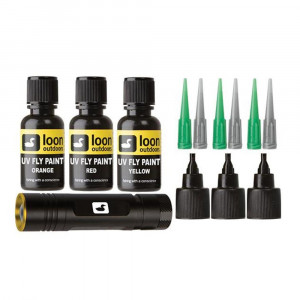 Loon UV Fly Paint Kit Farb-Set