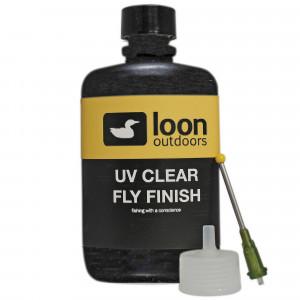 Loon UV Clear Fly Finish zum Fliegenfischen bei Flyfishing Europe