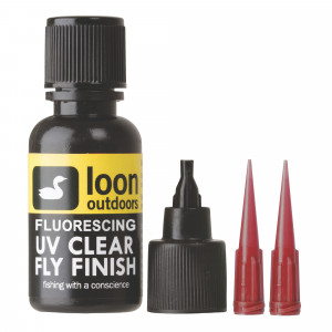 Loon UV Clear Fly Finish fluoreszierend