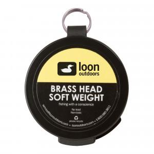 Loon Brass Head Soft Weight Blei Ersatz