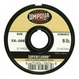 Umpqua Superfluoro Fluorocarbon Vorfachmaterial