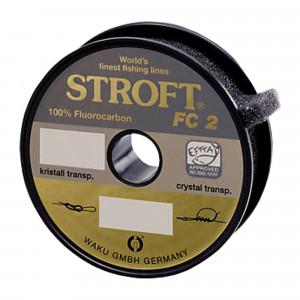 Stroft FC2 Fluorocarbon Vorfachspule Vorfachmaterial