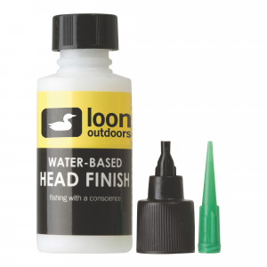 Loon Water Based Head Finish Systrem Bindelack medium