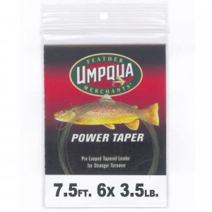 Umpqua Power Taper Vorfach